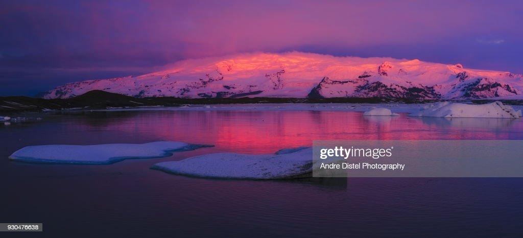Iceland Landscape and Nature - Iceland : Stock Photo