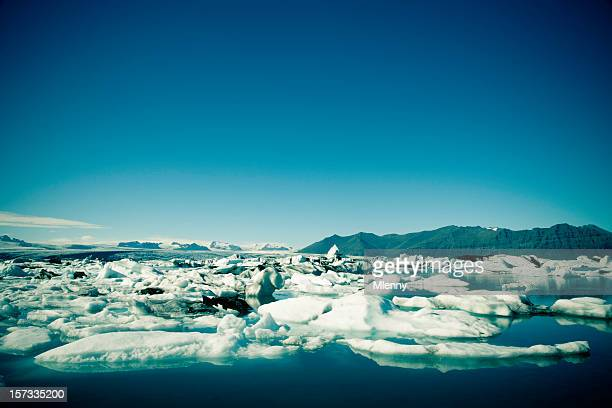 Iceland Melting Ice