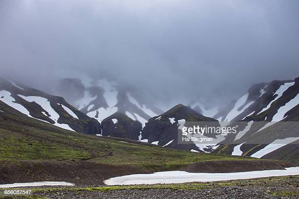 iceland permafrost - permafrost stock pictures, royalty-free photos & images