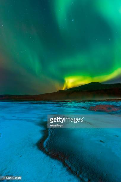 iceland - polar stock pictures, royalty-free photos & images