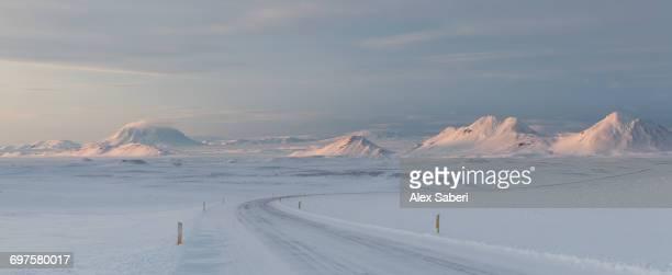 iceland. - alex saberi foto e immagini stock