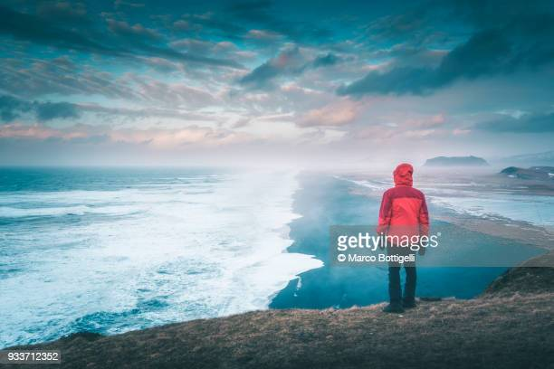 iceland - admiration stock photos and pictures