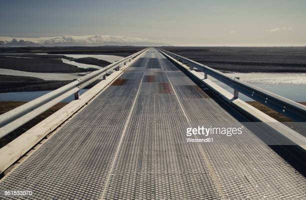 Iceland, ring road, bridge