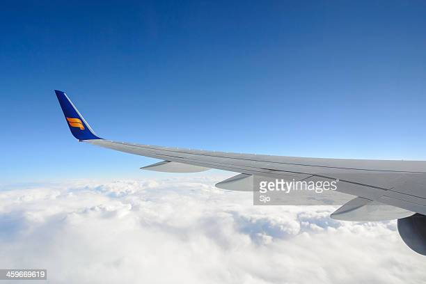 Icelandair airlines fliegt