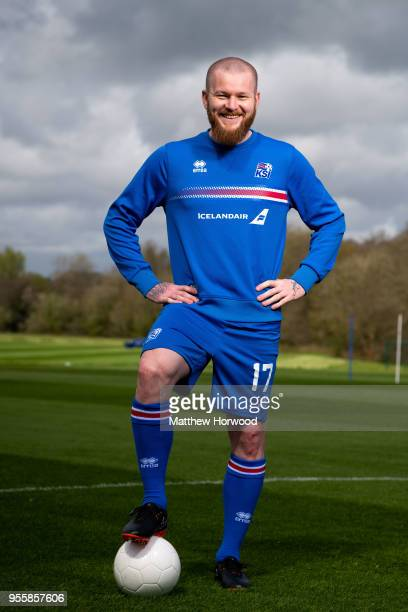 Icelandair launches Team Iceland Stopover a series of 90minute football inspired experiences cocreated by Iceland captain Aron Gunnarsson and his team