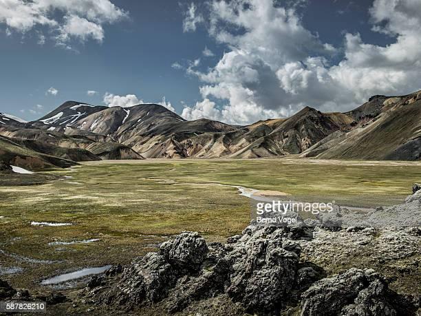 Icelandic landscape, Iceland