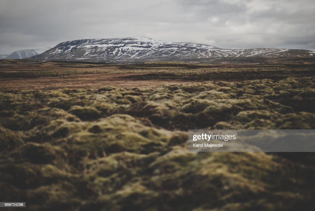 Icelandic landscape : Stock-Foto