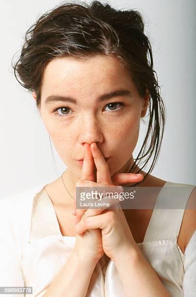 Icelandic singer Björk