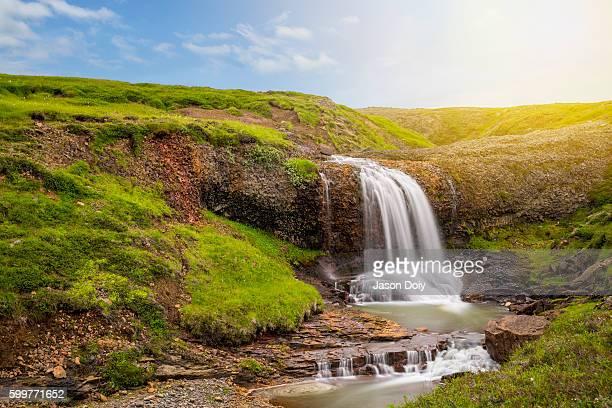Catarata de Islândia