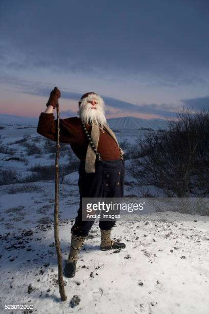 Icelandic Yule Lad - Santa Claus, Iceland