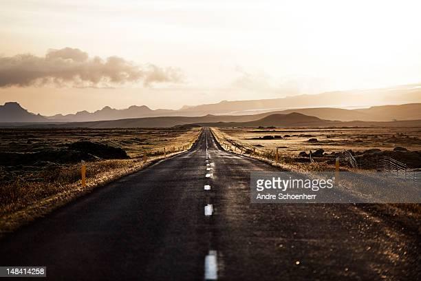 icelands highway no. 1