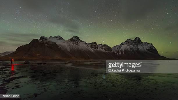 Iceland,Vestrahorn