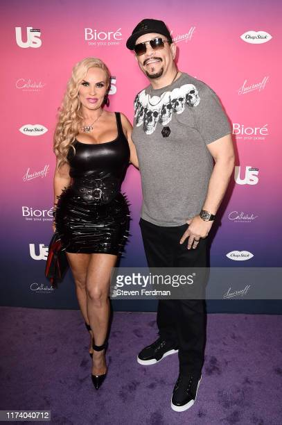 IceT and Coco Austin attend US Weekly's 2019 Most Stylish New Yorkers red carpet on September 11 2019 in New York City
