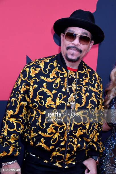 Ice-T attends the 2019 MTV Video Music Awards at Prudential Center on August 26, 2019 in Newark, New Jersey.