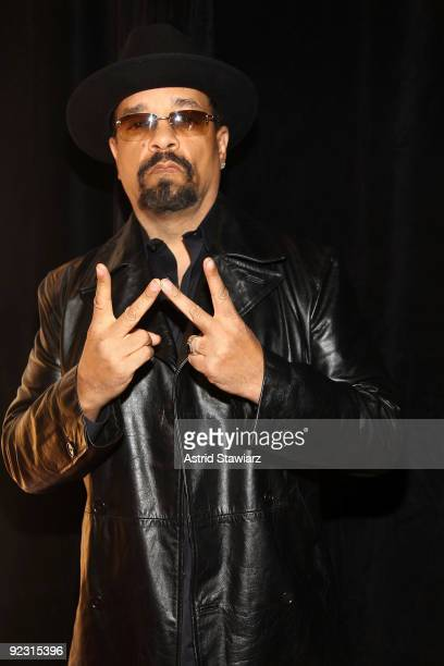 """Ice-T attends the 30th Birthday Bash """"Cold as Ice"""" at Cipriani 42nd Street on October 17, 2009 in New York City."""