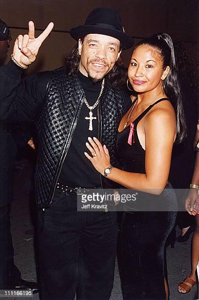 IceT Darlene Ortiz during 1995 MTV Movie Awards in Los Angeles California United States