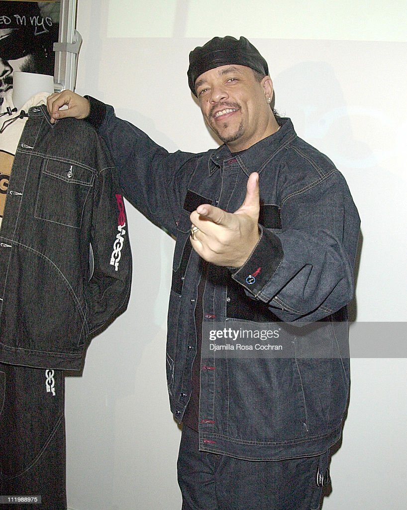 Ice-T Launches Ice Wear