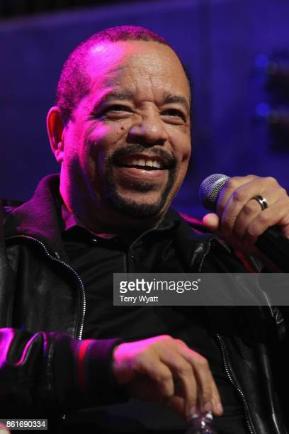 IceT speaks on the Keynote QA IceT panel onstage during IEBA 2017 Conference on October 15 2017 in Nashville Tennessee