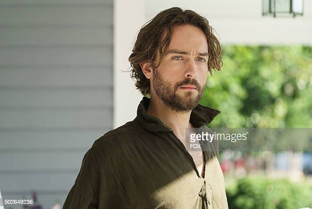 Ichabod Crane in the Whispers In The Dark episode of SLEEPY HOLLOW airing Thursday Oct 8 on FOX