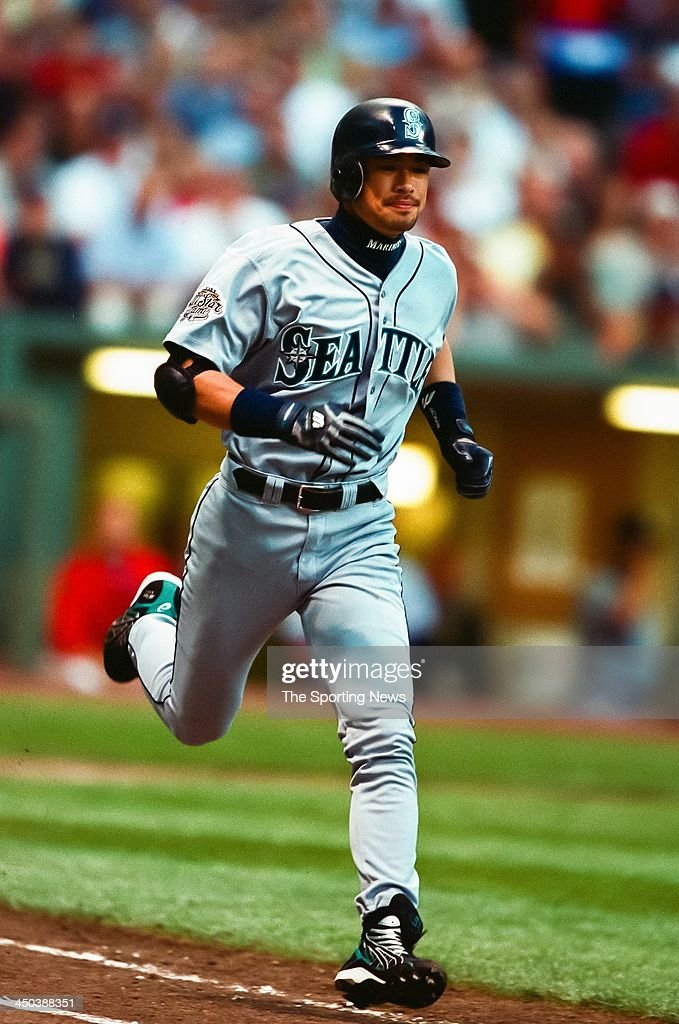 2002 MLB All-Star Game : ニュース写真