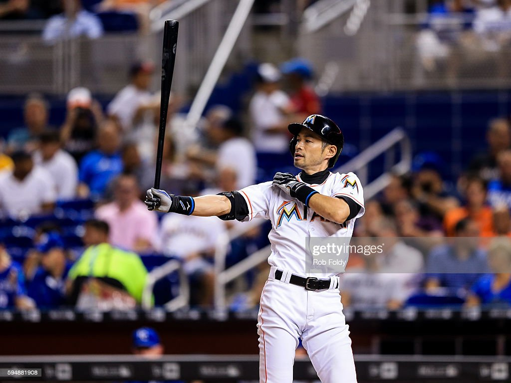 Kansas City Royals v Miami Marlins : News Photo