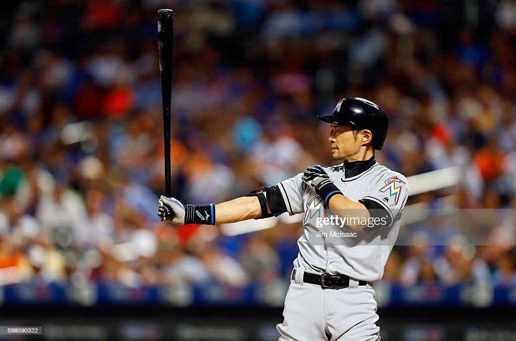 Miami Marlins v New York Mets : News Photo