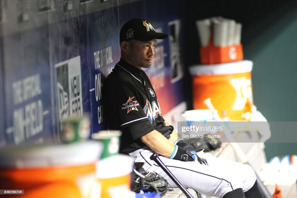 Miami Marlins  Vs New York Mets : ニュース写真