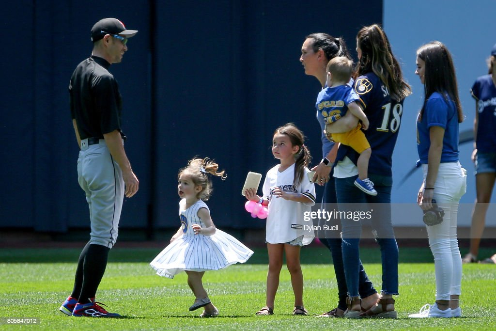 Miami Marlins v Milwaukee Brewers Photos and Images | Getty Images