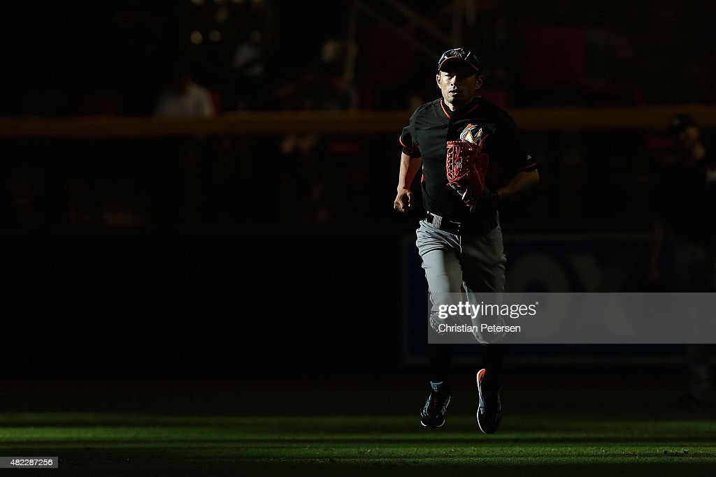 Miami Marlins v Arizona Diamondbacks : ニュース写真
