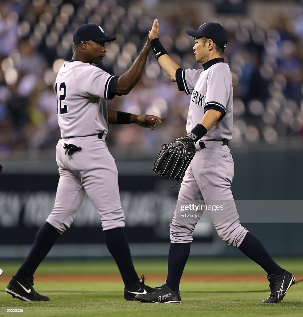 New York Yankees v Kansas City Royals
