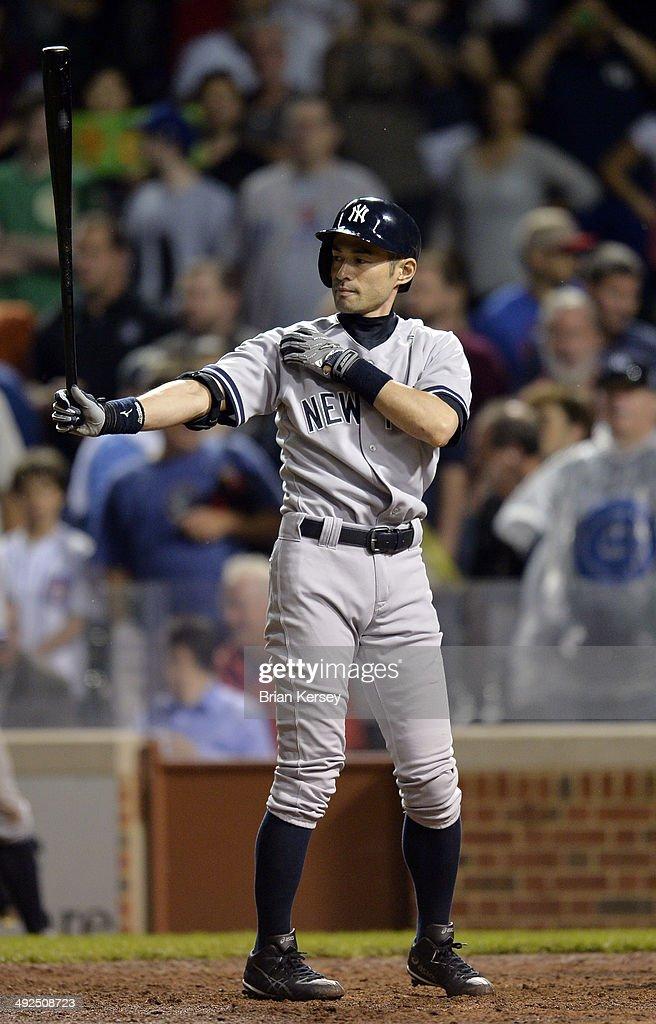 New York Yankees v Chicago Cubs : News Photo