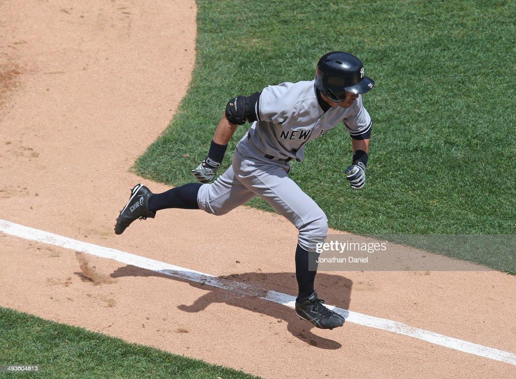 New York Yankees v Chicago White Sox : News Photo