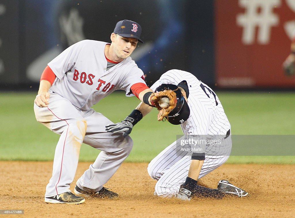 Boston Red Sox v New York Yankees