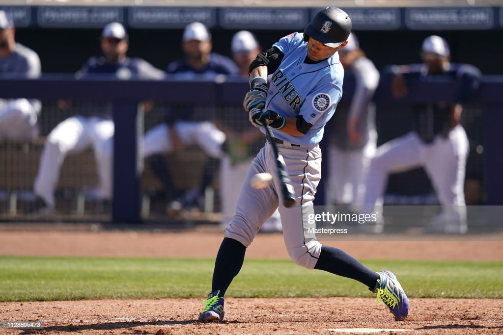 Seattle Mariners v San Diego Padres : ニュース写真