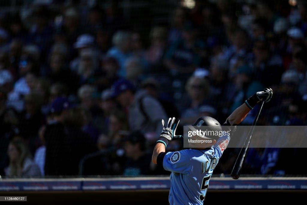 Seattle Mariners v Kansas City Royals : ニュース写真