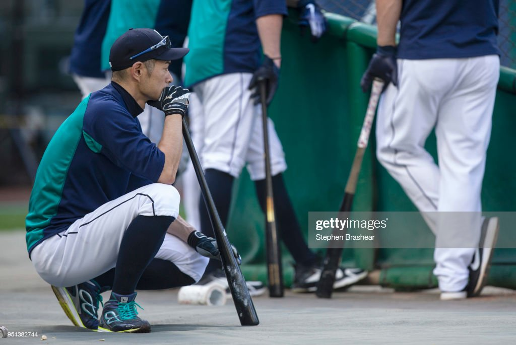 Oakland Athletics v Seattle Mariners : ニュース写真