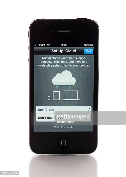 iCloud auf iPhone 4