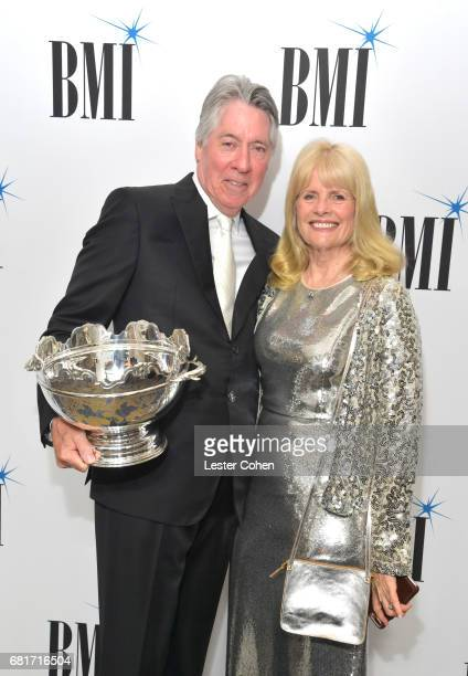 Icon Award recipient Alan Silvestri and Sandra Silvestri at the 2017 Broadcast Music Inc Film TV Visual Media Awards at the Beverly Wilshire Hotel on...