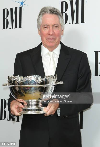 Icon Award recipient Alan Silvestri attends the 2017 BMI Film TV And Visual Media Awards at the Beverly Wilshire Four Seasons Hotel on May 10 2017 in...