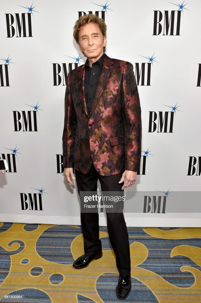 Broadcast Music, Inc  Honors Barry Manilow At The 65th Annual BMI Pop Awards - Red Carpet