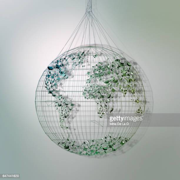 icon globe - international politics stock pictures, royalty-free photos & images