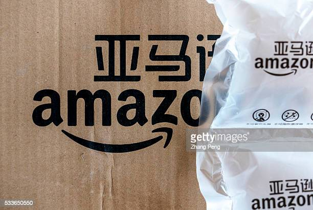 Icon of Amazoncn on package box arranged for photograph In April Amazon claimed the Amazon Global Store on Amazoncn has grown to more than 10 million...