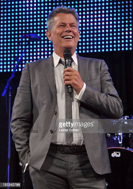 Icon Recipient David Foster speaks onstage at the 59th Annual BMI Pop Awards at the Beverly Wilshire Four Seasons Hotel on May 17, 2011 in Beverly...