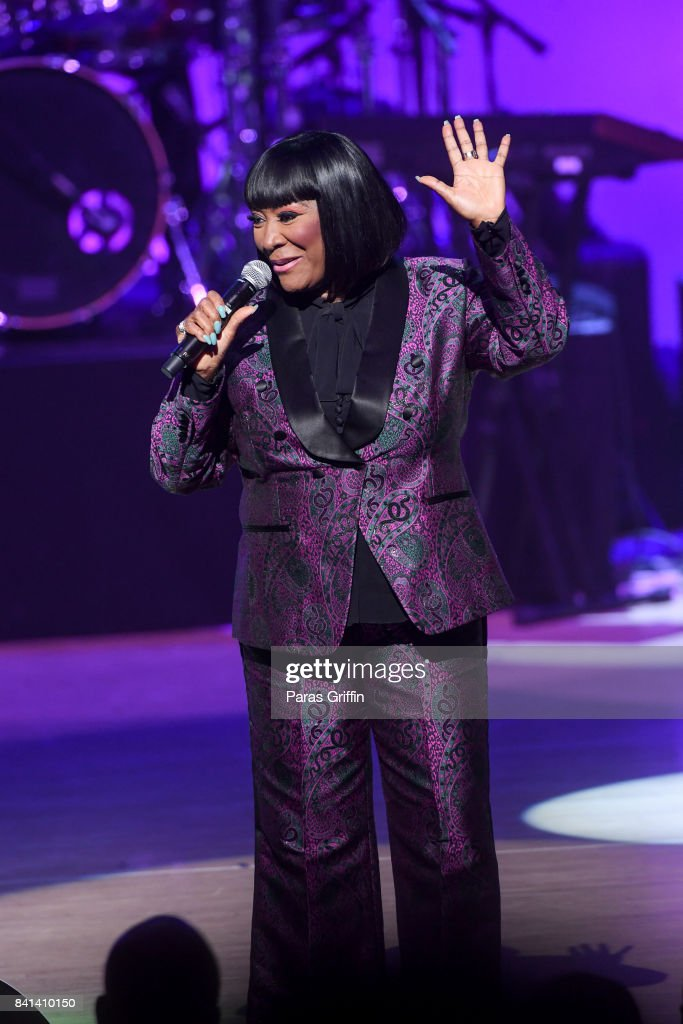 Icon Recipient Patti Labelle performs at the 2017 BMI R&B/Hip-Hop Awards at Woodruff Arts Center on August 31, 2017 in Atlanta, Georgia.
