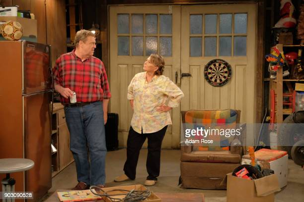 ROSEANNE Iconic comedy series Roseanne returns to The Walt Disney Television via Getty Images Television Network on Tuesday March 27 at 8 pm EDT with...