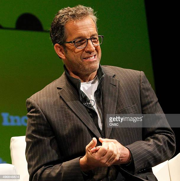 Kenneth Cole founder Kenneth Cole Productions at the Iconic Conference in Washington DC on November 11 2015