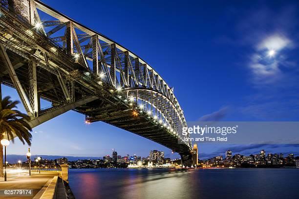 Iconic Harbour Bridge