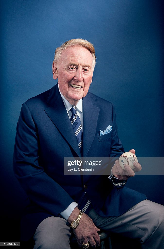 Vin Scully, Los Angeles Times, September 25, 2016
