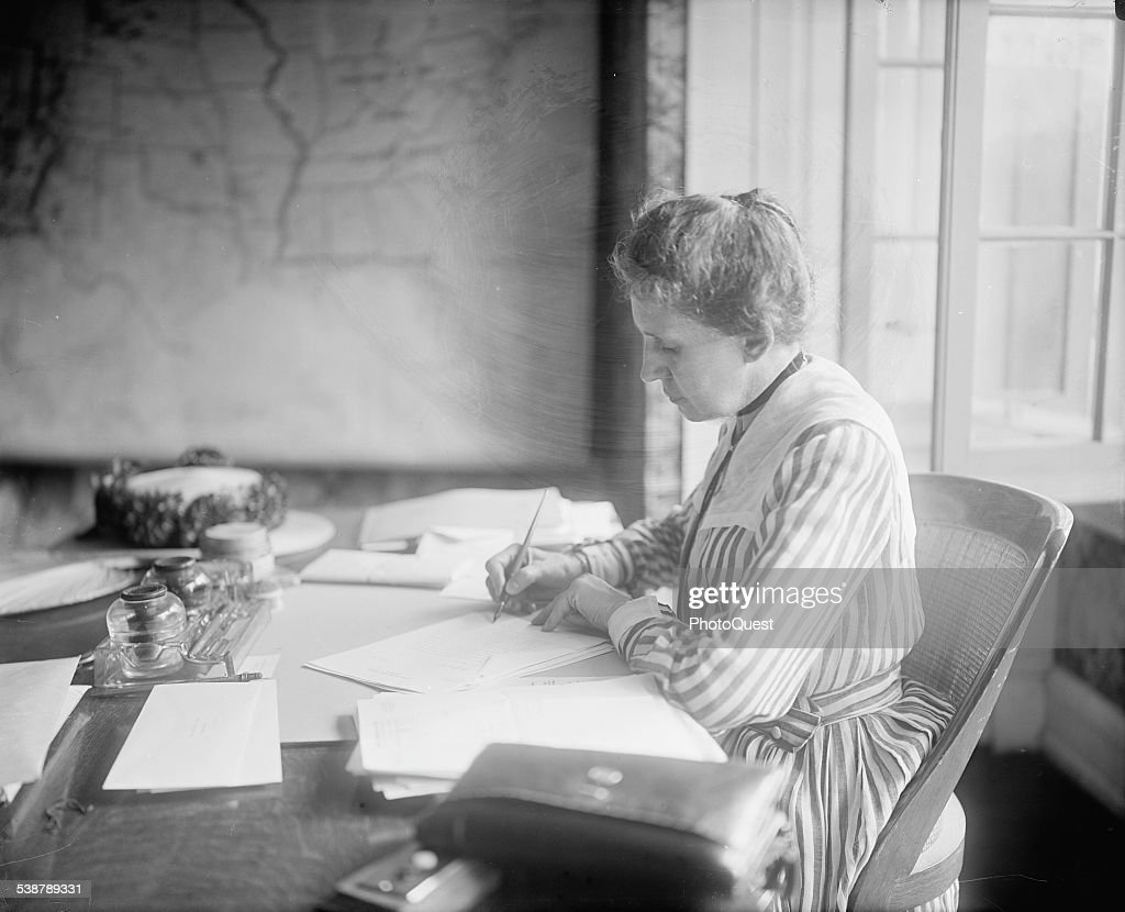 Ida M Tarbell : News Photo