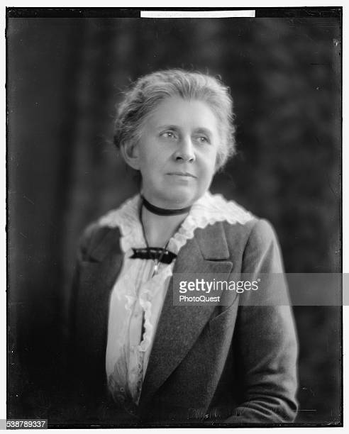 Ida M Tarbell was a leading 'muckraker' and wellknown writer of the Progressive era late 1900s or early 1910s